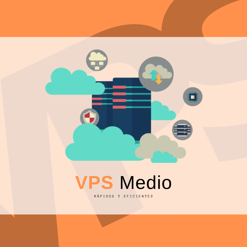 Servidor Virtual o VPS - Medio