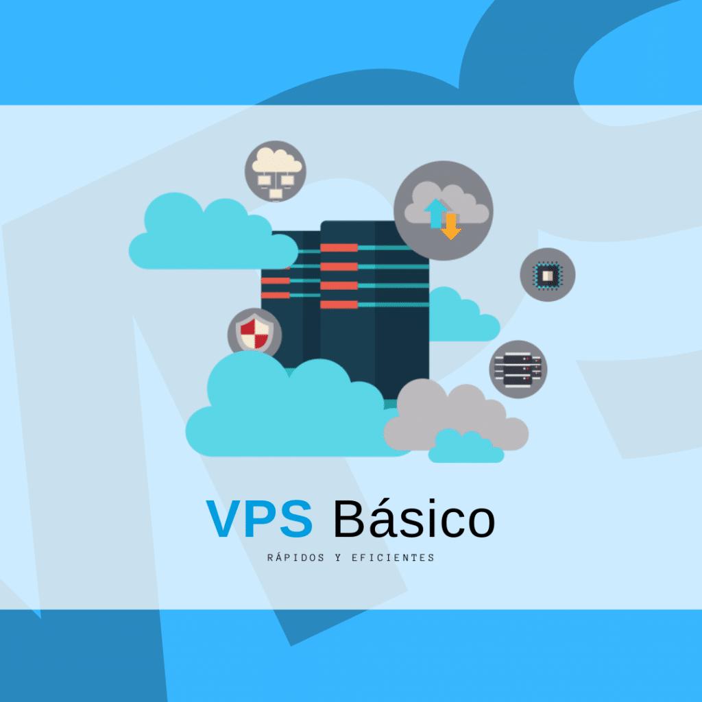 Servidor Virtual o VPS - Básico