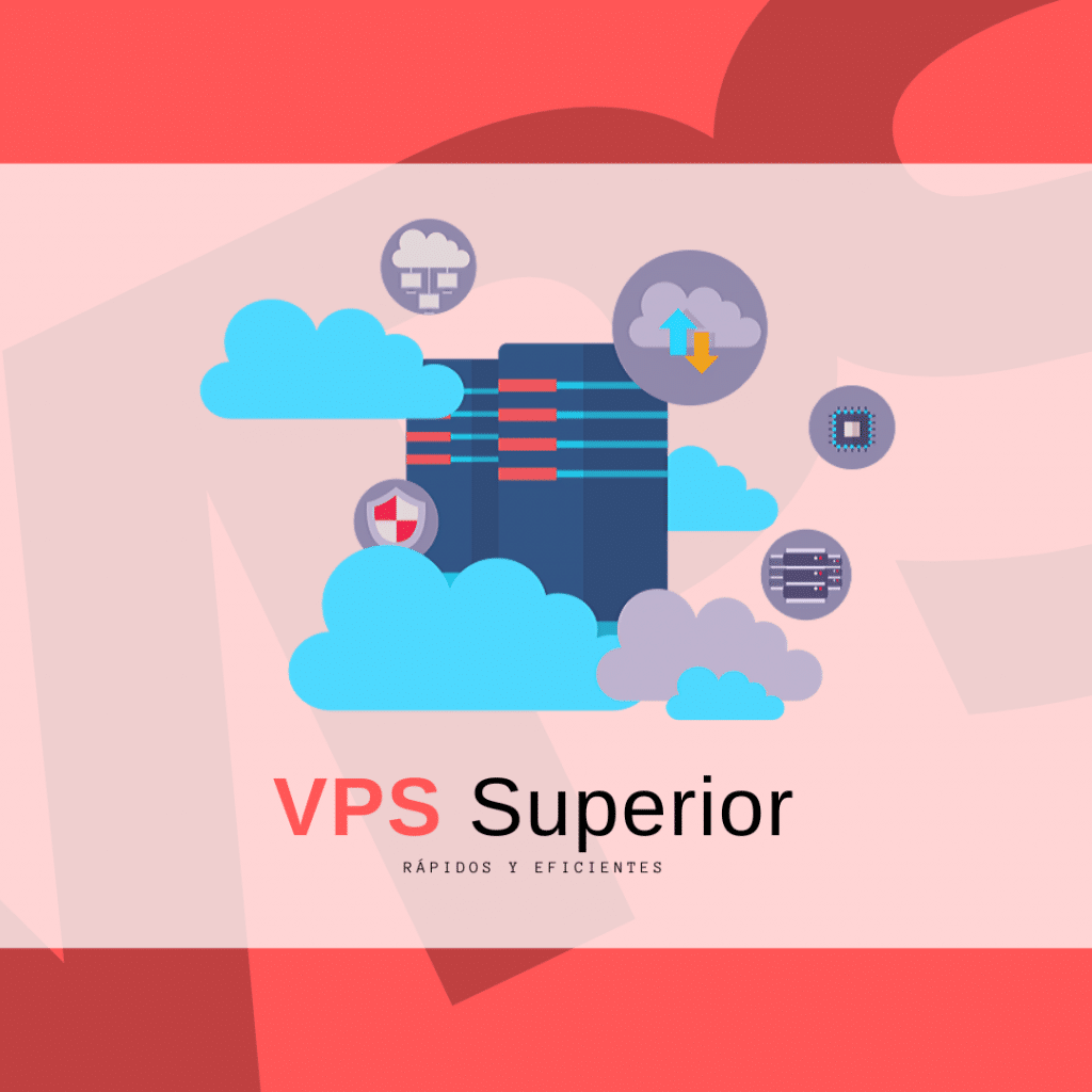 Servidor Virtual o VPS - Superior
